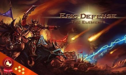Epic Defense the Elements بازی استراتژیکی Epic Defense – the Elements 1.1.1