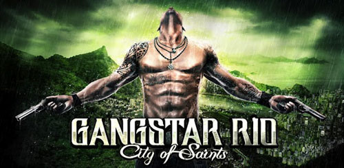 gangstar بازی زیبای Gangstar Rio: City of Saints v1.0.0