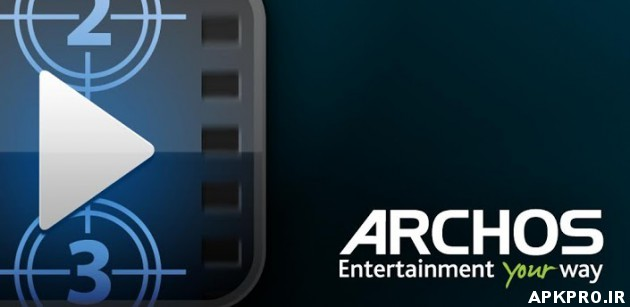 ویدیو پلیر Archos Video Player