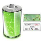 Battery-Monitor-Widget-Icon