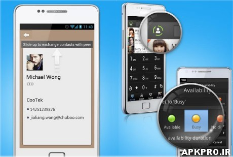 TouchPal Contacts2